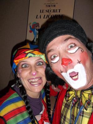 Clown Aatchoum
